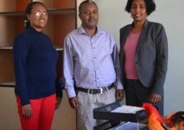 Ethiopia staff