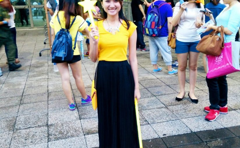My First Chinese Concert Experience: Stefanie Sun