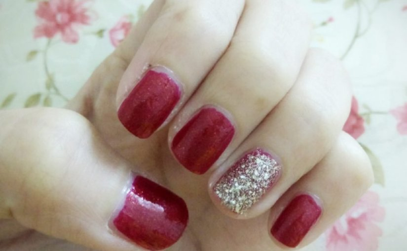Chinese New Year Nailart 2016 – Year of Monkey