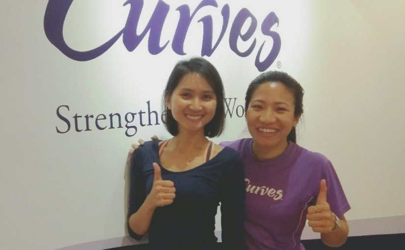 Working Out At Curves For The First Time