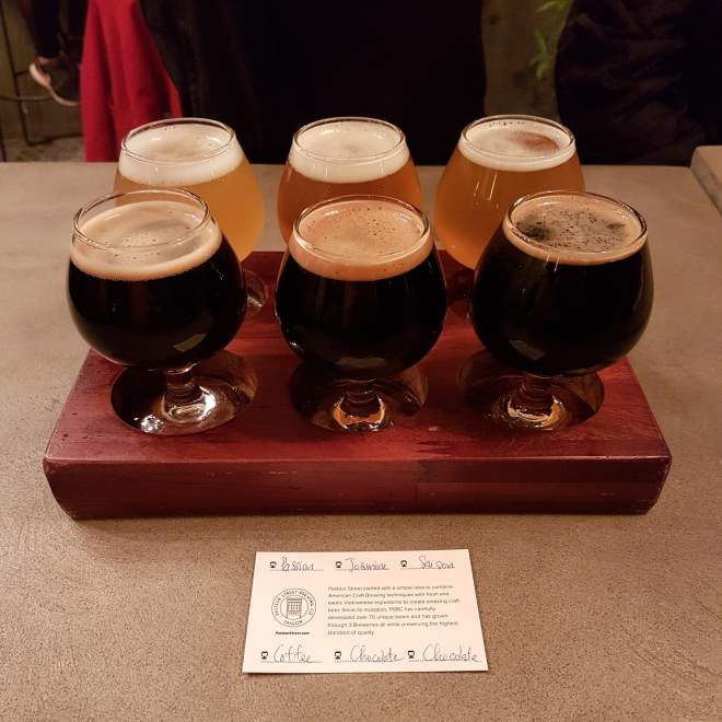 pastuer street brewing co.