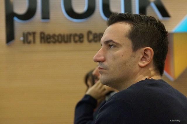 Tirana Mayor Erion Veliaj