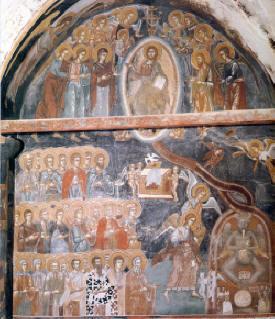 Η εκκλησία του Αντιφωνητή πριν το 1974