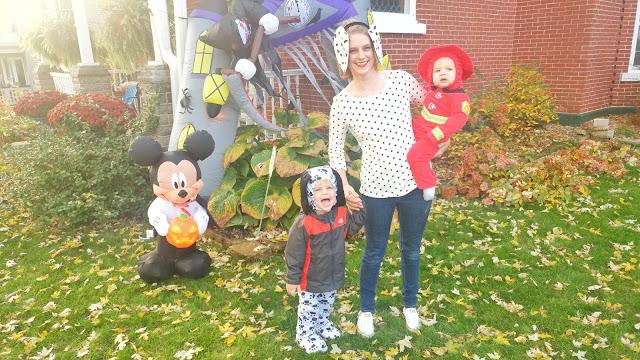 Firefighter Family Halloween Costume