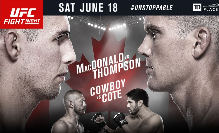 UFC Fight Night 89: MacDonald ...