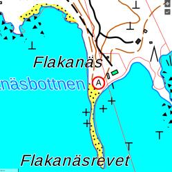 flakanas-hiekkasarkka-kartta
