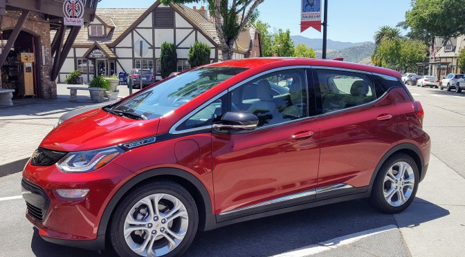 24 Hours With The 2017 Chevy Bolt (CleanTechnica Review)