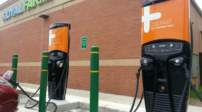 ChargePoint Launches European Expansion With New InstaVolt Partnership