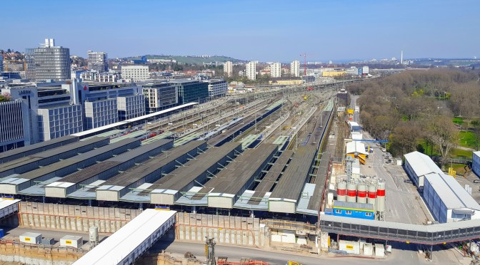 Stuttgart: A City Caught Between Two Worlds, Part 1