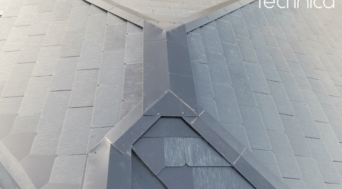 An Inside Look At The Components That Go Into A Tesla Solar Roof Installation