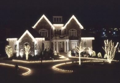 Christmas Light Decoration Ideas Outdoor Christmas Lights