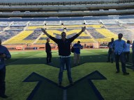 kyle maurer at the big house