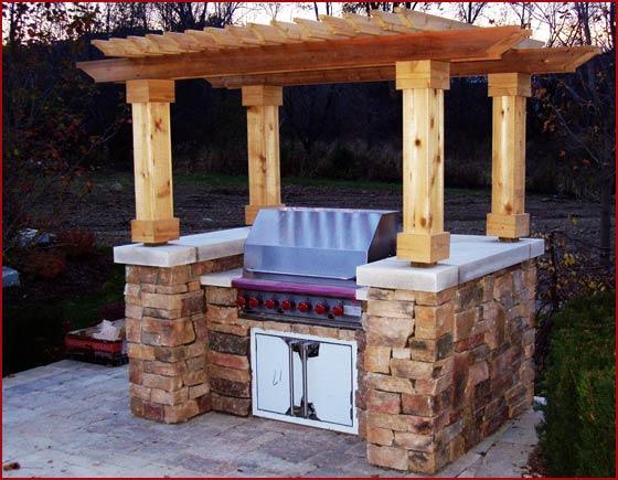 Barbecue Units