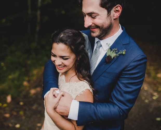 Wedding photography at Camp Mountaindale