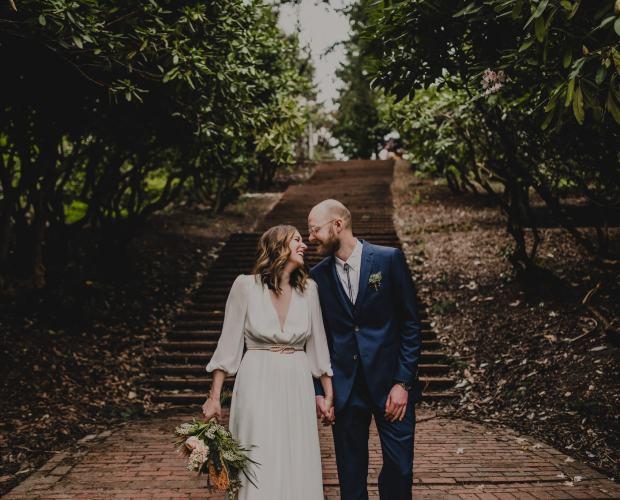Laurelhurst Park Portland Oregon Wedding Photographer
