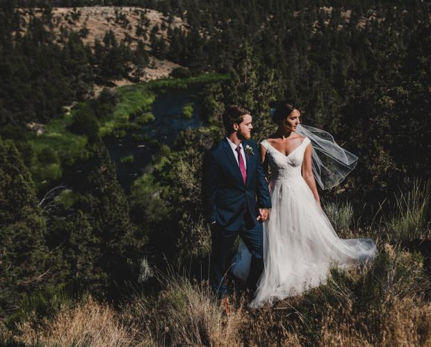 Eagle Crest Resort Wedding Photography