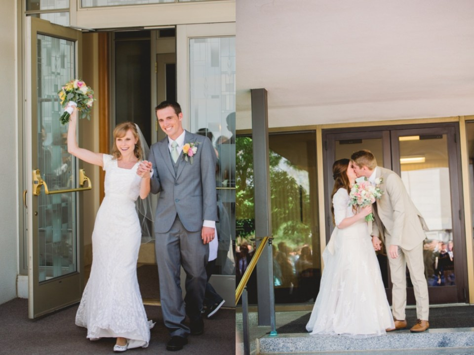 how to take pictures at a lds temple weddingkylee ann studios