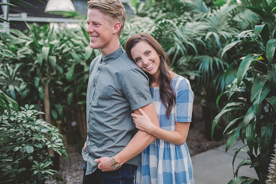 Cactus and Tropicals Engagement Shoot Kylee Ann Photography SLC Photographer3