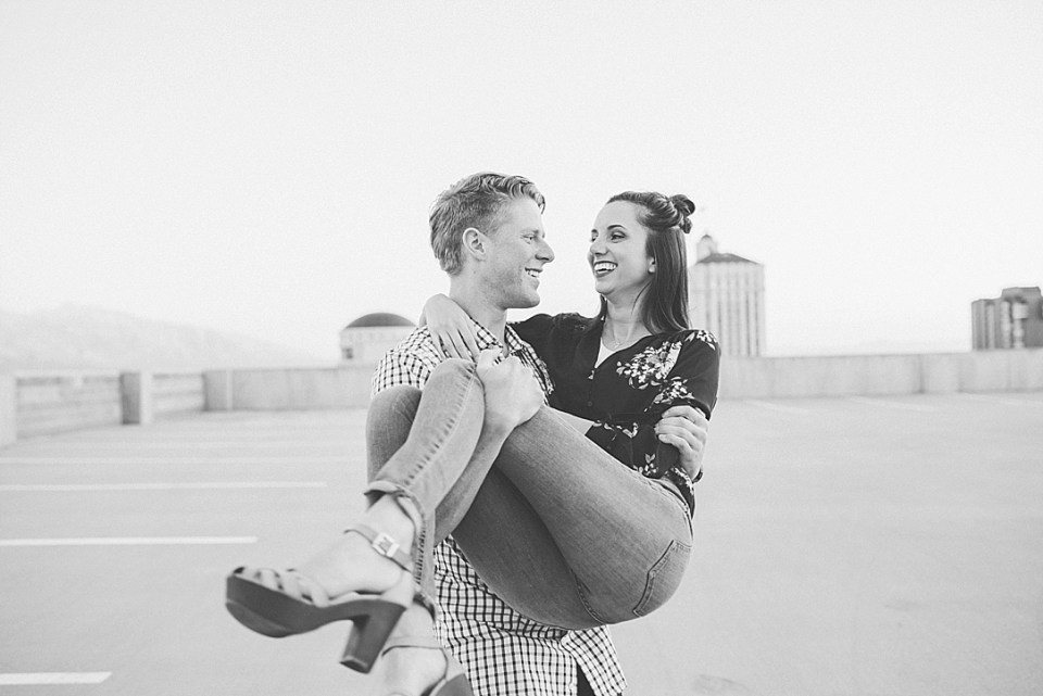 Rooftop Engagement Shoot Kylee Ann Photography SLC Photographer17