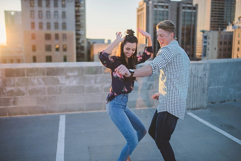 Rooftop Engagement Shoot Kylee Ann Photography SLC Photographer6