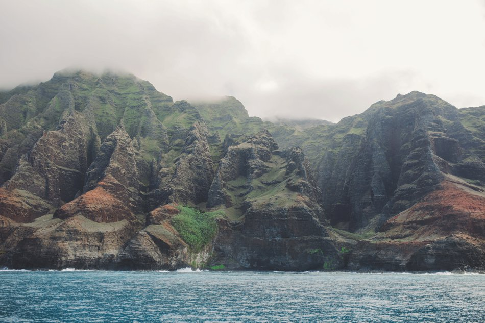Kylee Ann Photography Napali Coast Sunset Tour Pictures Dolphins7