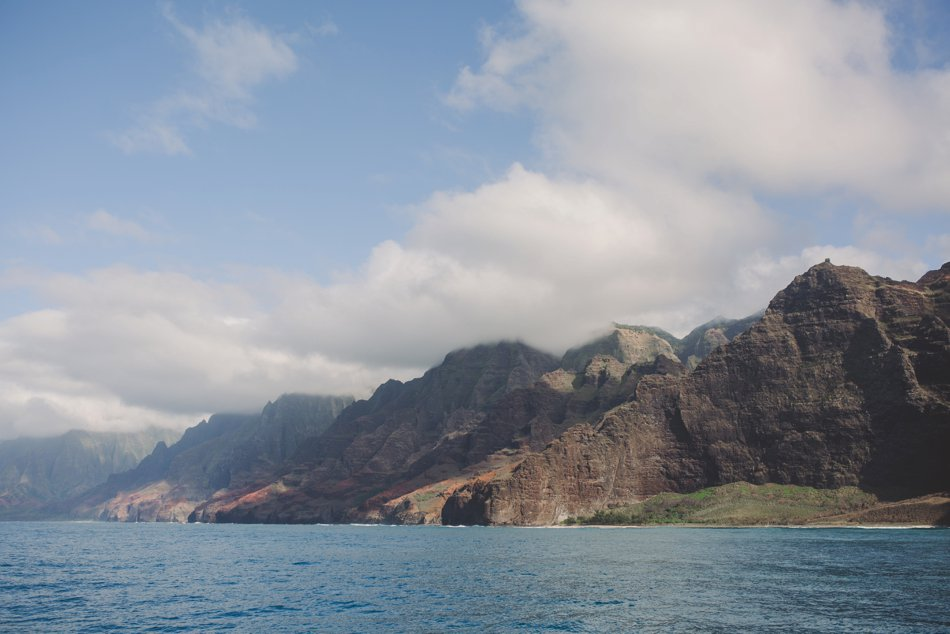 Kylee Ann Photography Napali Coast Sunset Tour Pictures Dolphins8