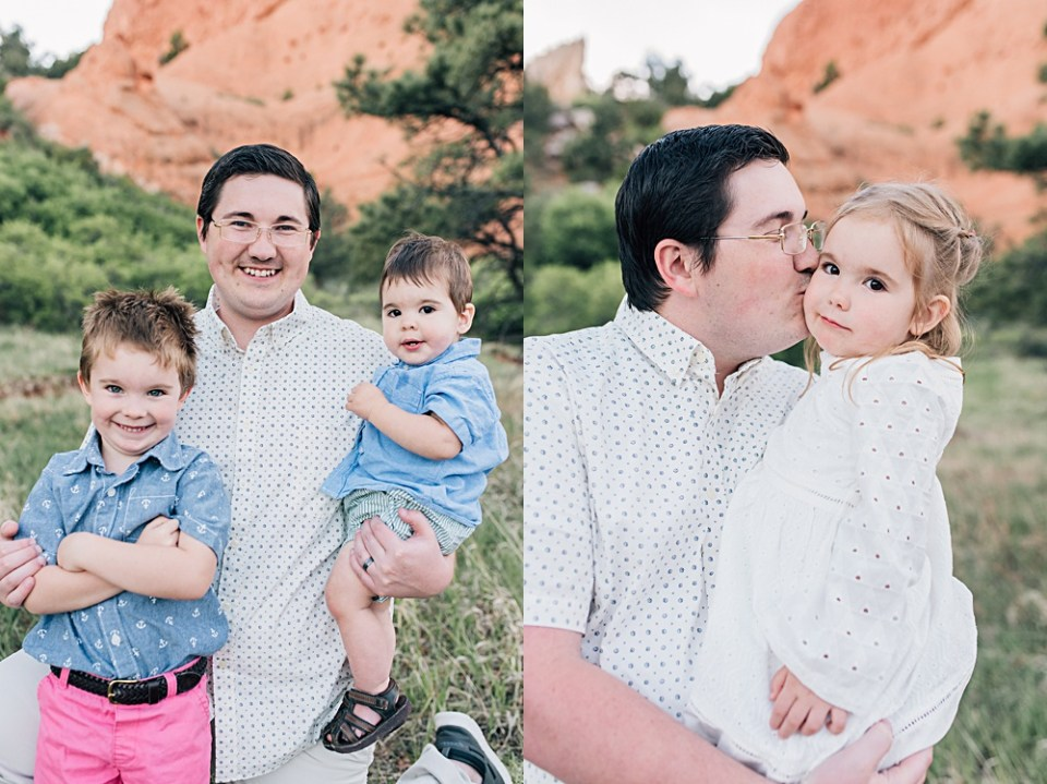 Colorado Springs Family Photographer | Traveling Family Photographer