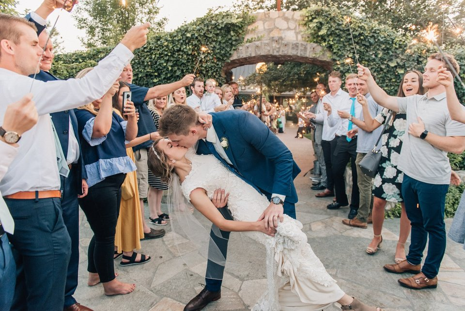 Utah Payson Wedding