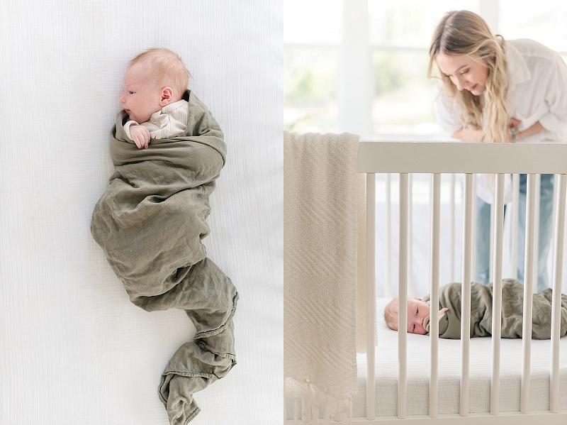 Providence Studio Motherhood Newborn Session
