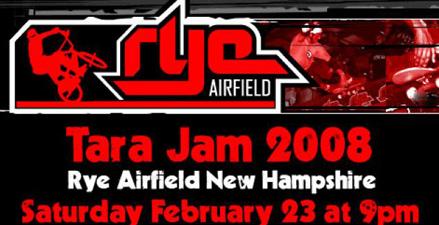 Tara Jam Flyer Header