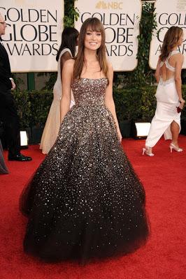Golden Globe Fashion Recap: 2011