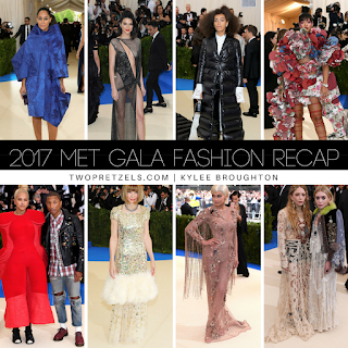 MET Gala 2017 Fashion Recap