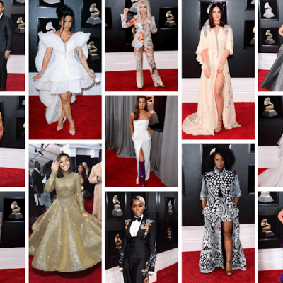 2018 Grammy Awards Fashion Recap