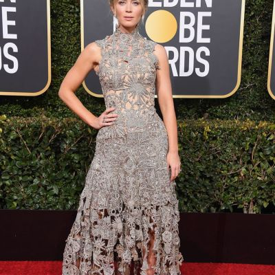 2019 Golden Globes Red Carpet Fashion Recap