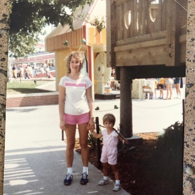Mother's Day Memories: I'm your mom, not your friend.