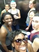 Elevator Selfies!