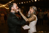 Pittsburgh Carrie Furnace Wedding - Kyle Ford Weddings