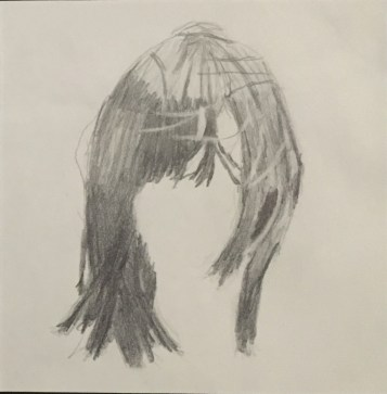Sketching skills - from Man #2