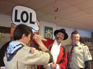 cub scout magicians