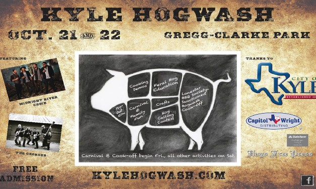 Kyle Hogwash Festival & BBQ Cook-Off