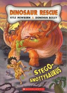 Dinosaur Rescue 2 - Stego-snotty-saurus