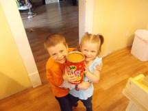 Everyone loves Peter Pan Peanut Butter!