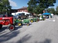Tractors, because... tractors.