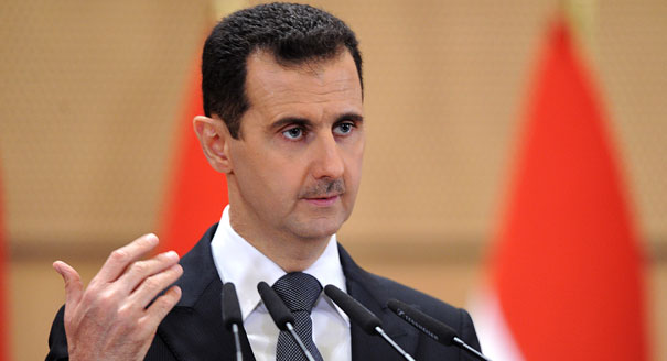 An ally against the Islamic State? Not quite.