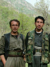 Polat Can in his PKK days