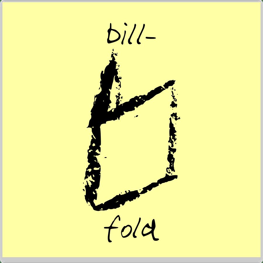 bill-fold
