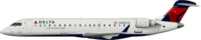 GJS N390CA