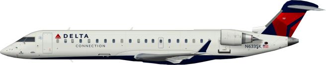 SKW N633SK