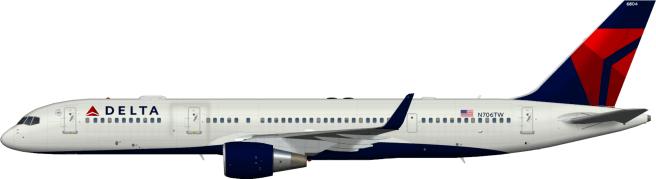 DAL N706TW