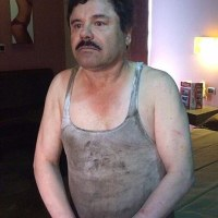 """""""El Chapo"""" Arrested Six Months After Escaping"""